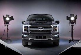 Ford F150 Limited 2021, màu đen, nhập khẩu Mỹ giá 4 tỷ 390 tr tại Hà Nội