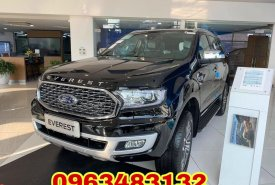 Tư vấn mua xe Ford Everest trả góp, giá tốt siêu ưu đãi tại An Đô Ford giá 1 tỷ 181 tr tại Hà Nội