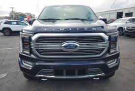 Ford F 150 Limited 2021, màu xanh lam, nhiều ưu đãi giá 4 tỷ 350 tr tại Hà Nội