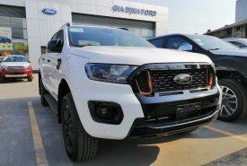 Bán ô tô Ford Ranger 2 Cầu sản xuất 2021, màu trắng, xe nhập giá 900 triệu tại Tp.HCM
