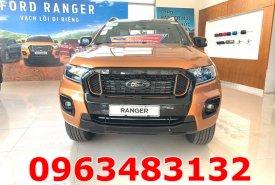 ✅Ford Ranger Wildtrak 2.0L Bi-Turbo 4x4 AT 2021 Đủ Màu Giao ngay tại An Đô Ford giá 895 triệu tại Hà Nội