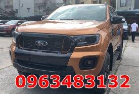 Ford Ranger Wildtrak 2.0 Biturbo 4x4 AT 2021 ưu đãi lớn tại tỉnh Điện Biên, lăn bánh trả góp chỉ từ 250 Triệu đồng giá 895 triệu tại Điện Biên
