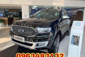 Bán Ford Everest Titanium 2.0L 4WD AT đời 2021, màu đen, nhập khẩu chính hãng tại Tuyên Quang giá 1 tỷ 399 tr tại Tuyên Quang