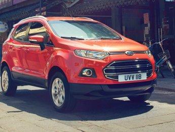 Bán ô tô Ford EcoSport Titanium năm 2016, giá tốt nhất, giao xe ngay