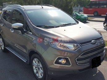 Cần bán xe Ford EcoSport 1.5L Titanium đời 2014, màu nâu