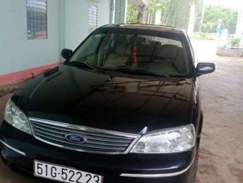 Bán Ford Mondeo 2004, màu đen, nhập khẩu nguyên chiếc, 230tr