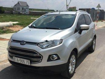 Bán Ford EcoSport đời 2016, màu bạc, xe nhập