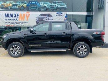 Bán Ford Ranger năm sản xuất 2019, màu đen, nhập khẩu