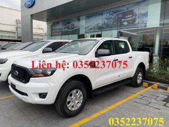 Cần bán gấp Ford Ranger XLS 2.2L AT đời 2021, màu trắng