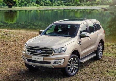 Đánh giá xe Ford Everest 2019 mới nhất tại Việt Nam