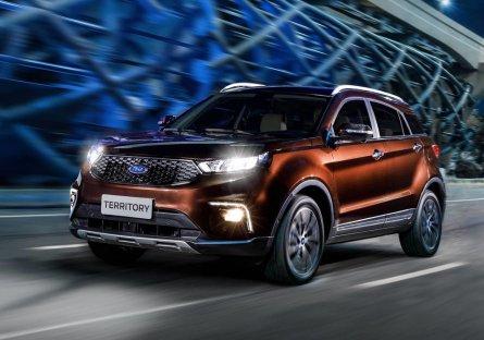 Crossover Ford Territory 'vượt biên' Trung Quốc, tấn công thị trường Mỹ Latinh