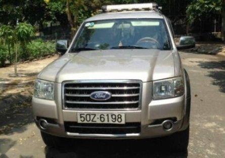 Bán xe Ford Everest 2008 máy dầu giá hấp dẫn, dưới 400 triệu đồng